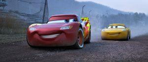 สี่ล้อซิ่ง ชิงบัลลังก์แชมป์ (Cars 3)