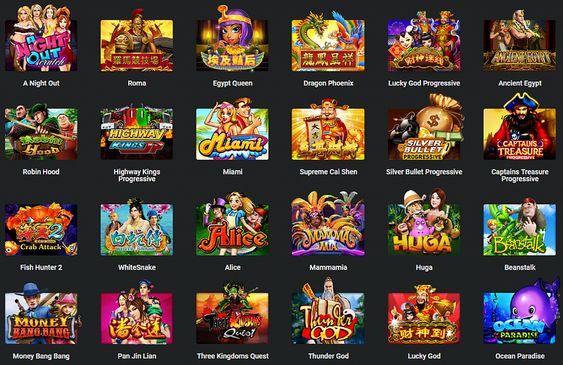 Slot games online slots for real money No. 1 online slot game website